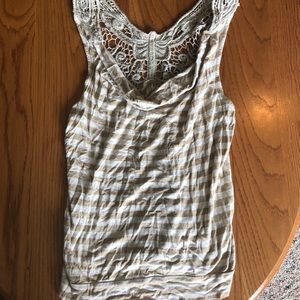 COWEL NECK TANK TOP